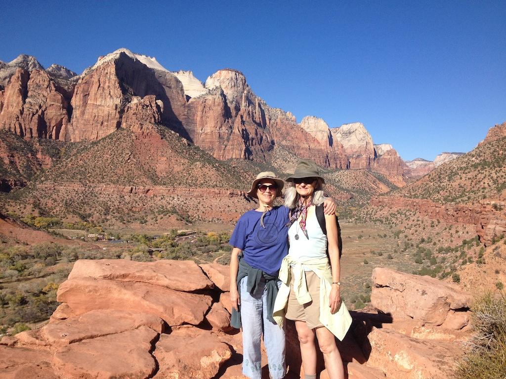 photo essay  zion national park in november